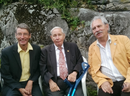 Eric Fumeaux - Maurice Wenger - Yves Tabin